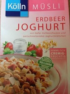 Kölln Müsli Erdbeer Joghurt