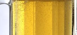 Dank einer Bierzapfanlage immer frisches Bier