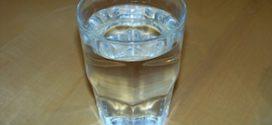 Wasser aus Wasserspender